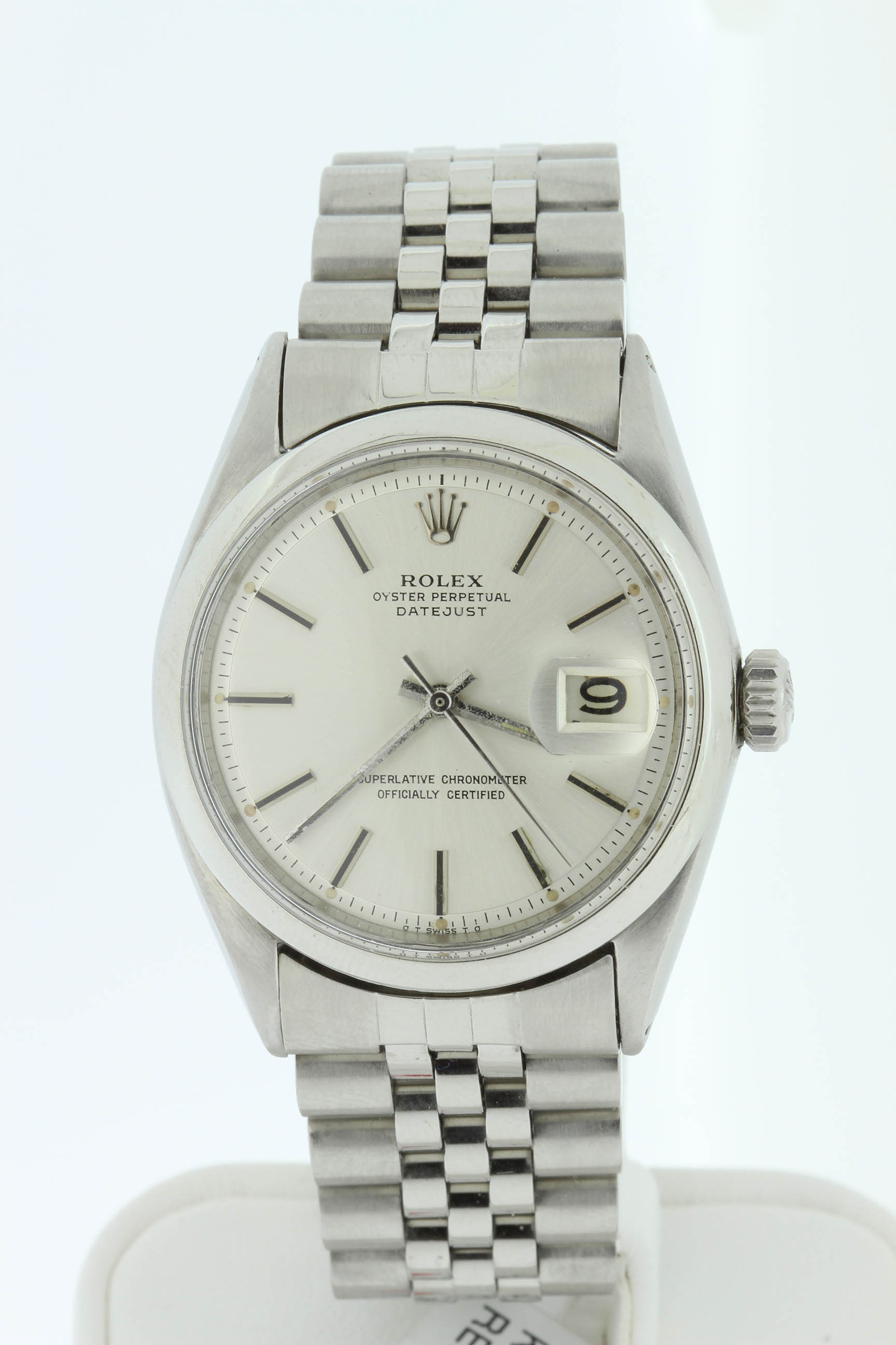 Gents Stainless Rolex DateJust