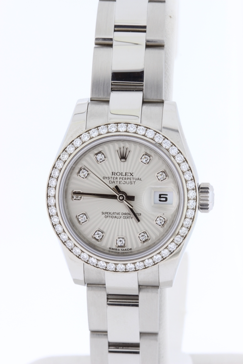 Datejust, 2010 with box and papers