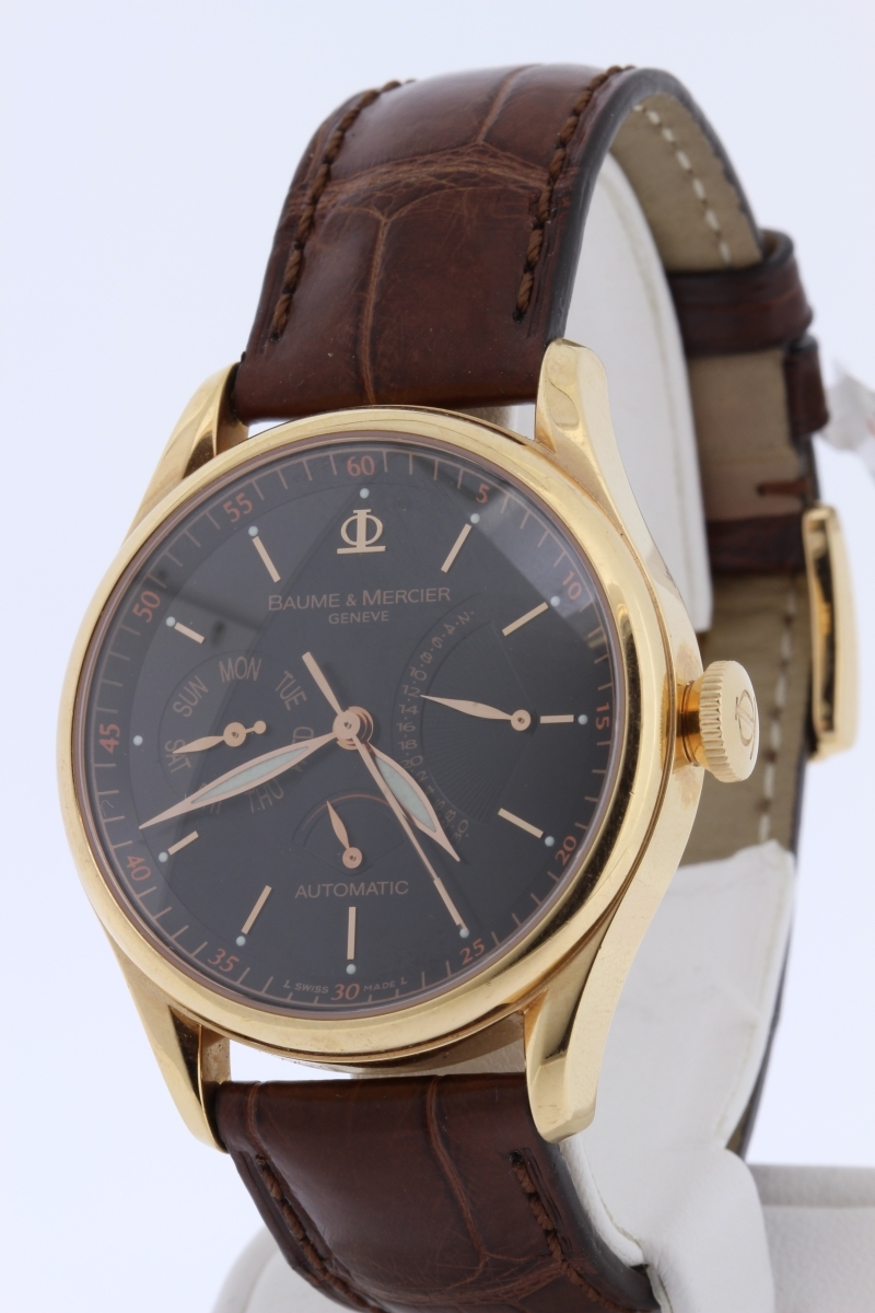 Limited edition, 18K rose gold