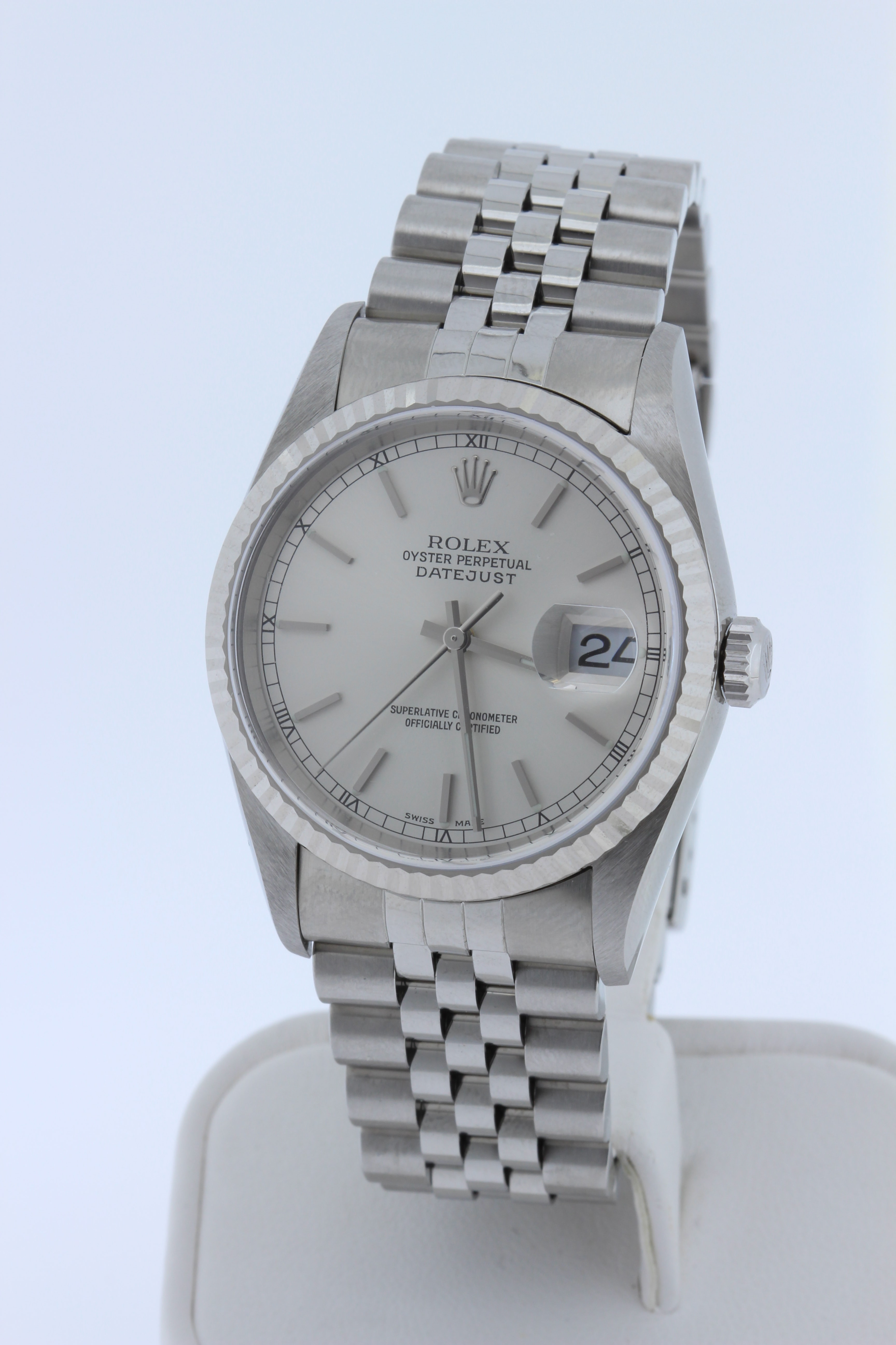 Datejust, Box & Papers, Year 2000